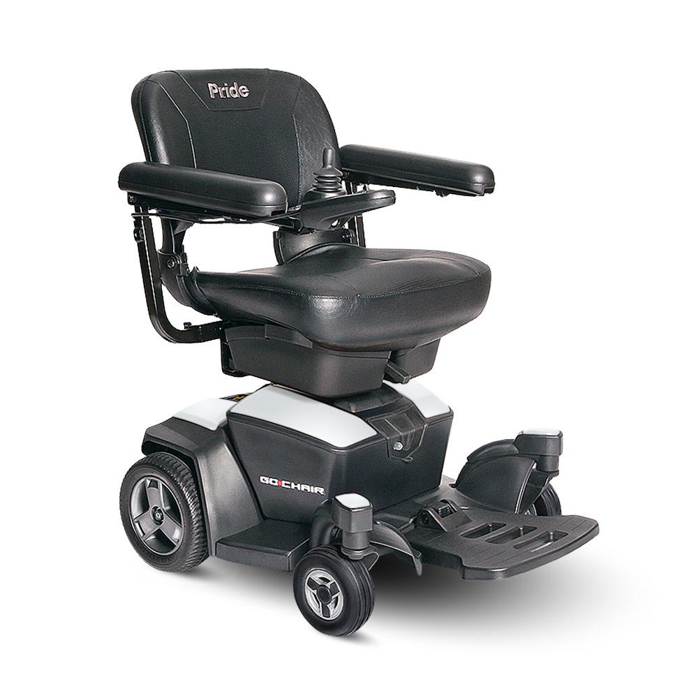 Go Chair Pearl White