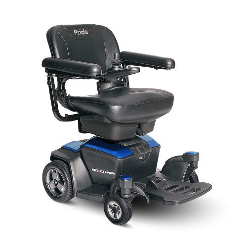 Go Chair Sapphire Blue