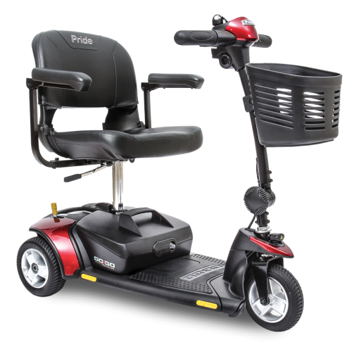 GoGo Elite Traveller 3-Wheel