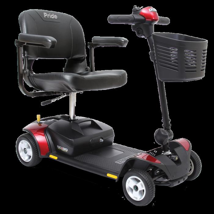 GoGo Elite Traveller 4-Wheel