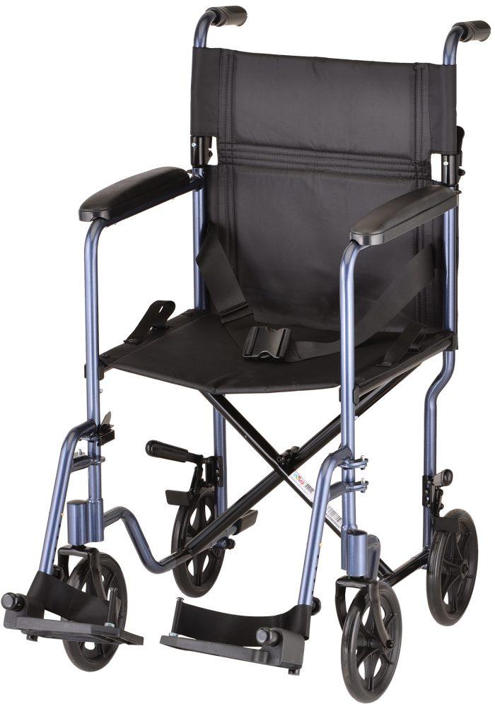 Lightweight Transport Chair