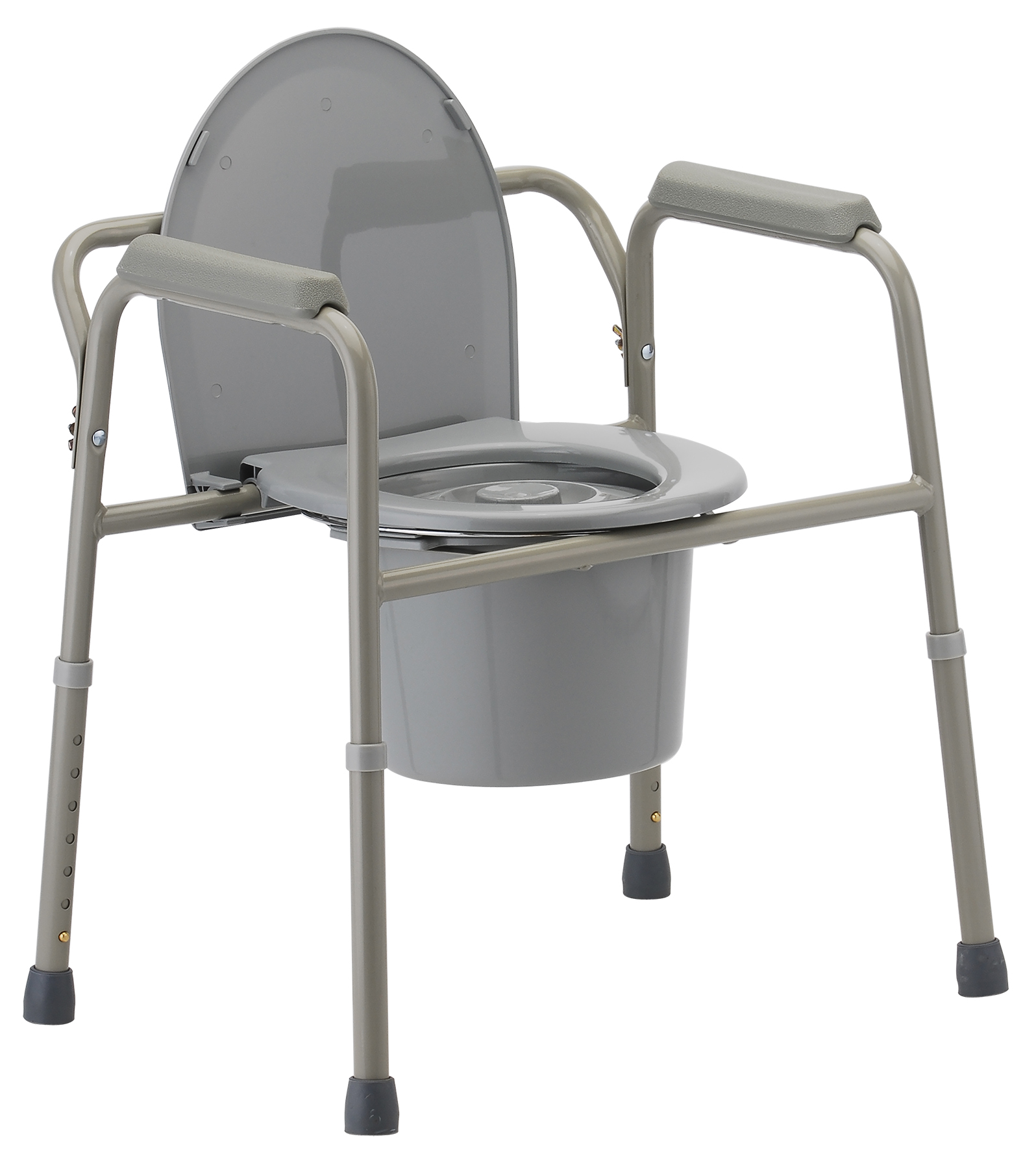 ProBasics 3in1 Folding Commode