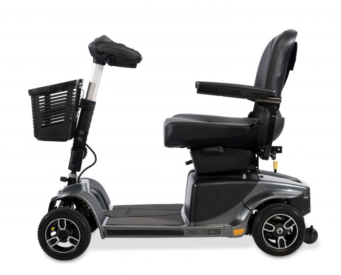 4 Wheel Power Scooter